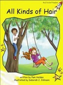 Red Rocket Readers: Early Level 2 Fiction Set C: All Kinds of Hair (Reading Level 8/F&P Level E)