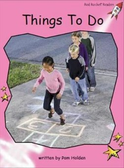 Things to do by Pam Holden