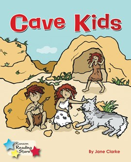 Cave Kids by Jane C Clark