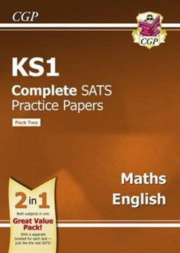 KS1 Maths and English SATS Practice Papers (updated for the 2017 tests) - Pack 2 by