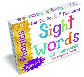 Get Set Go Phonics Flashcards: Sight Words by Fran Bromage