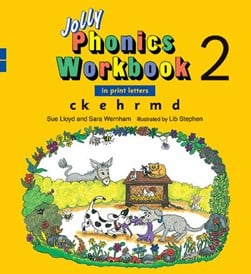 Jolly Phonics Workbook 2 by Sue Lloyd
