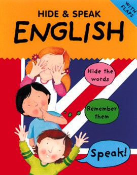 Hide and speak English by Catherine Bruzzone