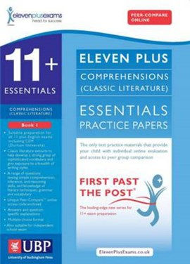 11+ Essentials Comprehensions by Educational Experts