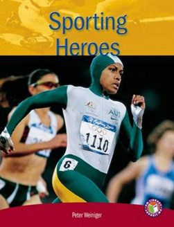 Sporting Heroes PM Non Fiction Level 27 Focus on Sport Ruby by