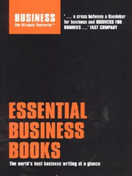 Essential business books by