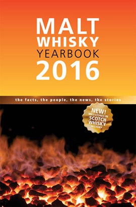 Malt whisky yearbook 2016 by Ingvar Ronde