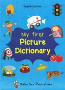 My first picture dictionary. English-Latvian