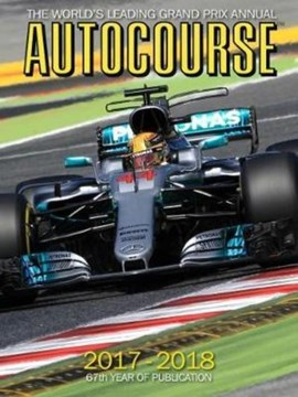 Autocourse 2017-2018 by Tony Dodgins