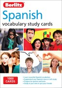 Berlitz Language: Spanish Study Cards