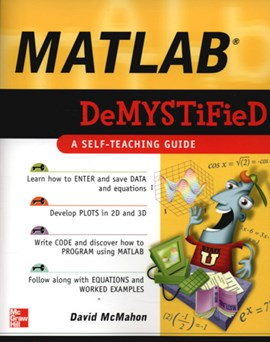 MATLAB demystified by David Mcmahon