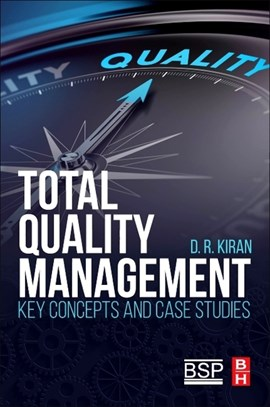 Total quality management by D.R. Kiran