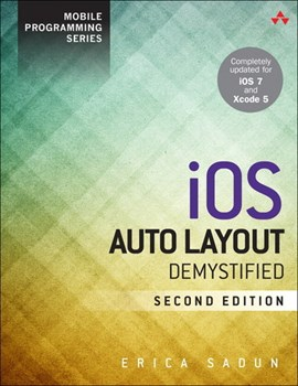 iOS Auto Layout demystified by Erica Sadun