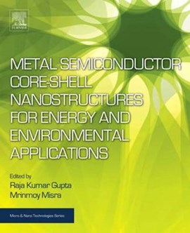 Metal semiconductor core-shell nanostructures for energy and environmental applications by Raju Kumar Gupta