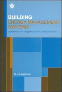 Building energy management systems by Geoff Levermore