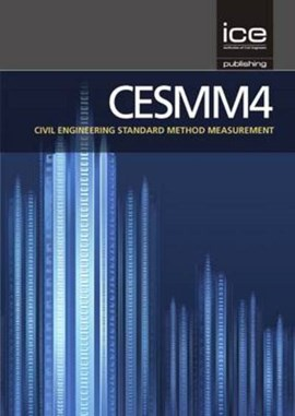 CESMM4 by Institution of Civil Engineers