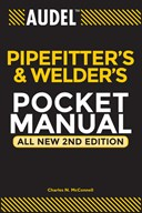 Audel pipefitter's and welder's pocket manual