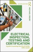 Electrical inspection, testing and certification