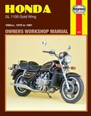 Honda GL1100 Gold Wing owners workshop manual