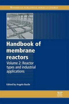 Handbook of Membrane Reactors by Angelo Basile