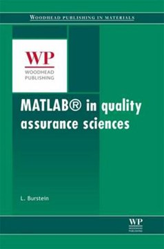 MATLAB in quality assurance sciences by Leonid Burstein