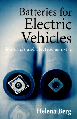 Batteries for electric vehicles by Helena Berg