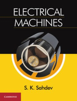 Electrical machines by S. K Sahdev
