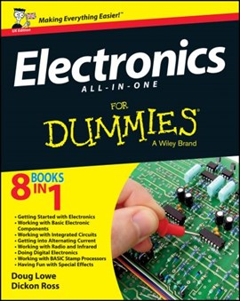 Electronics all-in-one for dummies¬ by Doug Lowe