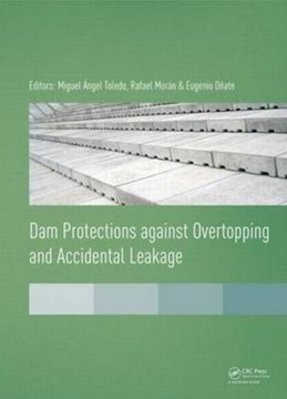 Dam protections against overtopping and accidental leakage by Miguel Ángel Toledo
