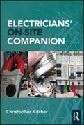 Electricians' on-site companion