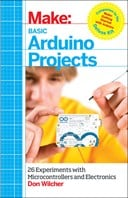 Make. Basic Arduino projects