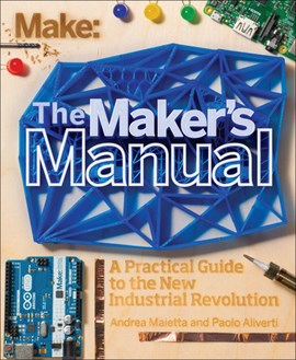 The maker's manual by Paolo Aliverti
