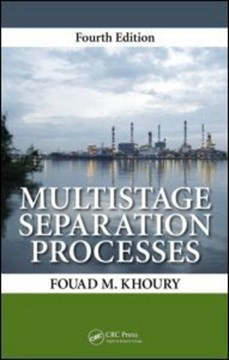 Multistage separation processes by Fouad M. Khoury