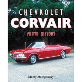 Chevrolet Corvair photo history by Monty Montgomery