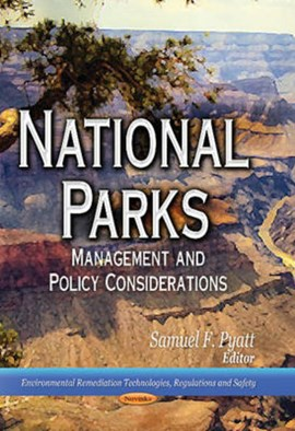 National parks by Samuel F Pyatt