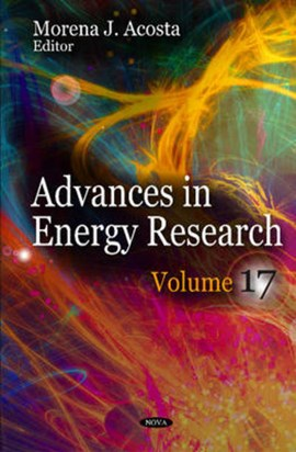 Advances in Energy Research by Morena J Acosta