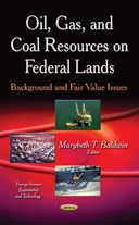 Oil, gas, and coal resources on federal lands