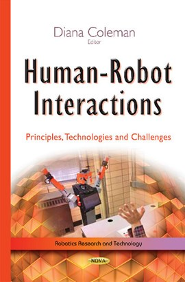 Human-robot interactions by Diana Coleman