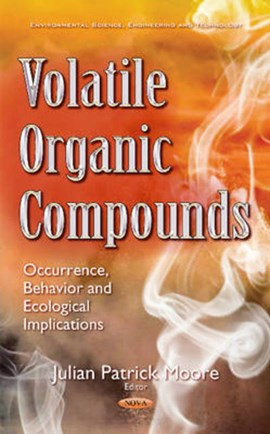 Volatile organic compounds by Julian Patrick Moore