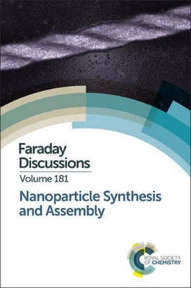 Nanoparticle synthesis and assembly by Royal Society of Chemistry