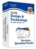 New Grade 9-1 GCSE Design & Technology AQA Revision Question Cards