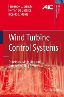 Wind turbine control systems by Fernando D. Bianchi