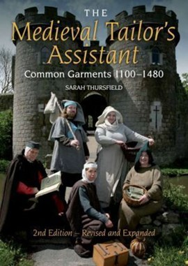 The Medieval tailor's assistant by Sarah Thursfield