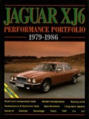 Jaguar XJ6 performance portfolio, 1979-1986