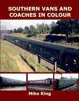 Southern vans and coaches in colour by Mike King
