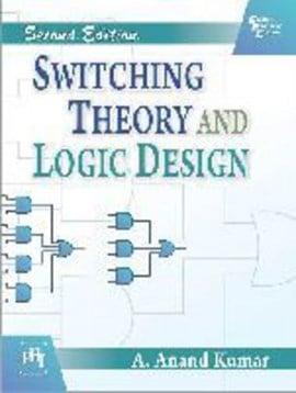Switching Theory and Logic Design by A. Anand Kumar