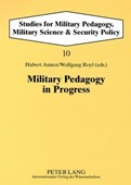 Military Pedagogy in Progress