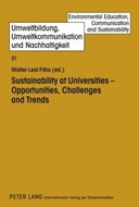 Sustainability at universities