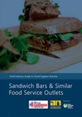 Sandwich bars and similar foodservice outlets