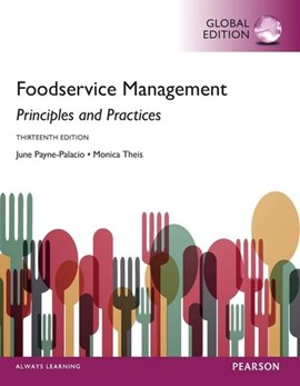 Foodservice management by June Payne-Palacio